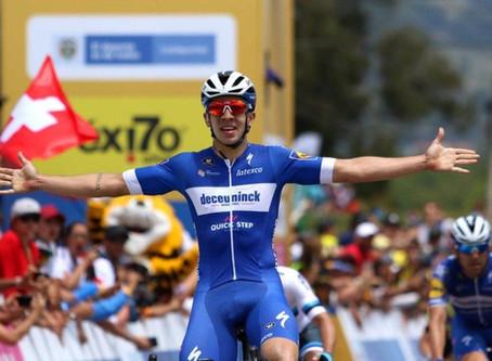 El Monteriano Hodeg, primer ciclista no europeo en ganar la Flecha de Heist en Bélgica