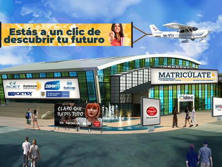 Telecaribe participa en Feria Virtual de Educación Superior 'Matricúlate'