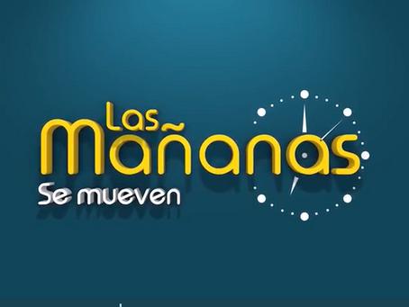 Las mañanas en nuestro canal Telecaribe se mueven por ti