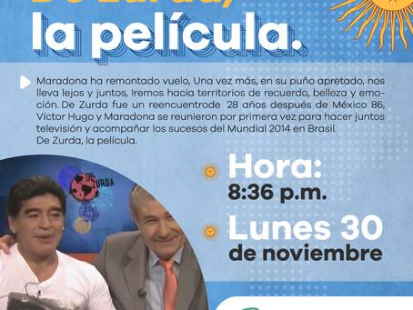 Homenaje a 'El Pelusa' por Telecaribe