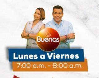 """""""Buenas"""" desde Santa Marta con Telecaribe"""