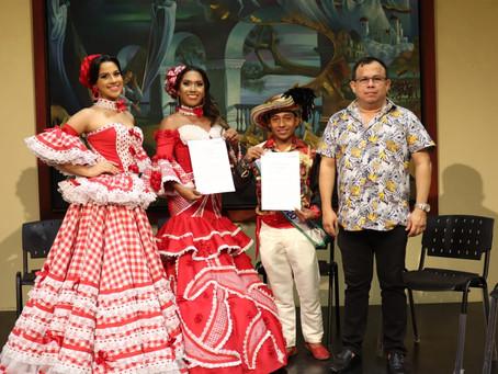 Designan a los Reyes del Carnaval Diverso 2020 de Soledad