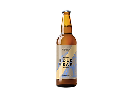 Beer Gold Bear