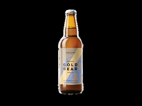 Beer Gold Bear