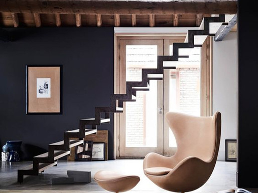 "Ikoninės kėdės - Arne Jacobsen ""Egg chair"" istorija"