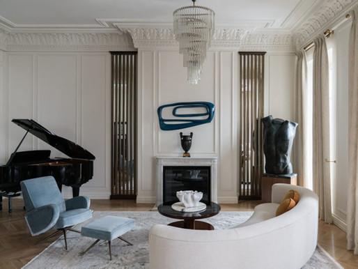 """Elegantiškasis """"Art Deco""""  stilius interjere"""