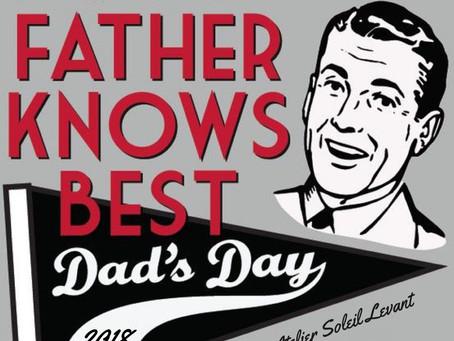お父様の日