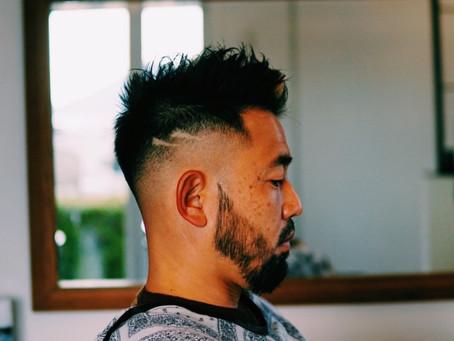 2018 S/S メンズヘアスタイル