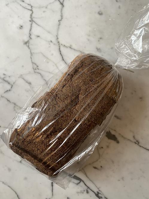 (#220)   Keto Rye Bread