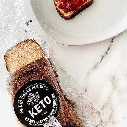 Keto Thornbury Bread