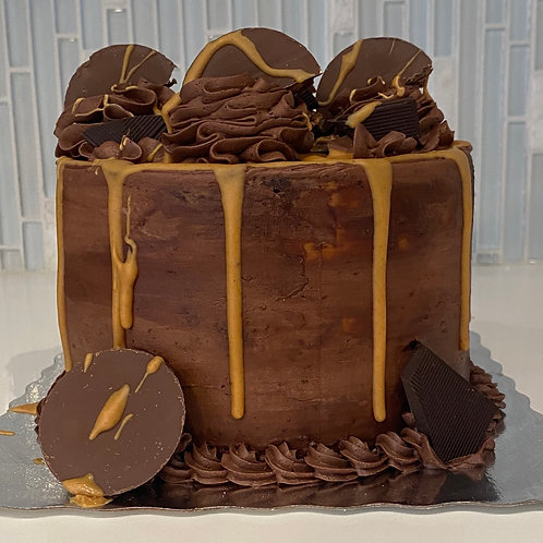 CAKE Peanut Butter (#104)
