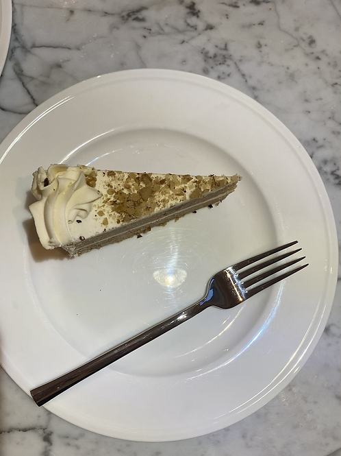(#111) CAKE SLICE - Carrot