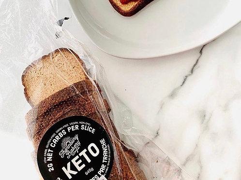 Keto Half Loaf