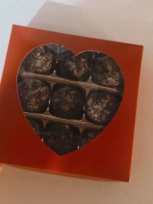 "(#203) ""Ferrero Rochet"" Keto (9 • 30g Pieces)"