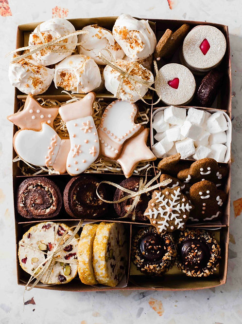 Holiday Treat Box - Large (stock photo)
