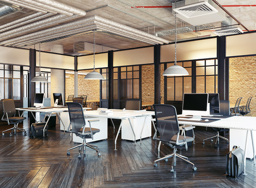 Top Design Trends for Commercial Spaces