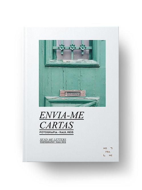 Livros De Design: Livro Envia-me Cartas Capa