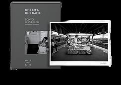 """Fotografia e Livro Autografado: """"One City, One Name"""" de Luis Mileu"""