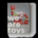 Livros de Fotografia: Livro We Are Toys