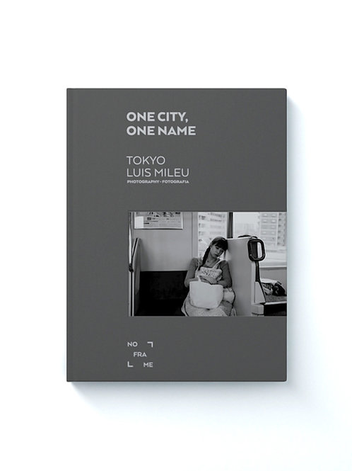 Livro One City, One Name Capa