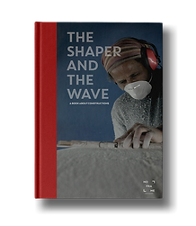 Editora Livro Fotografia: Livro The Shaper And The Wave