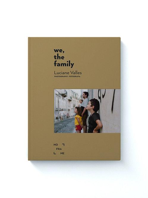 Livro Luciane Valles: We, The Family Capa