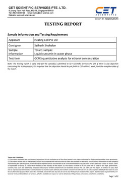 Ethanol Content Test Page3