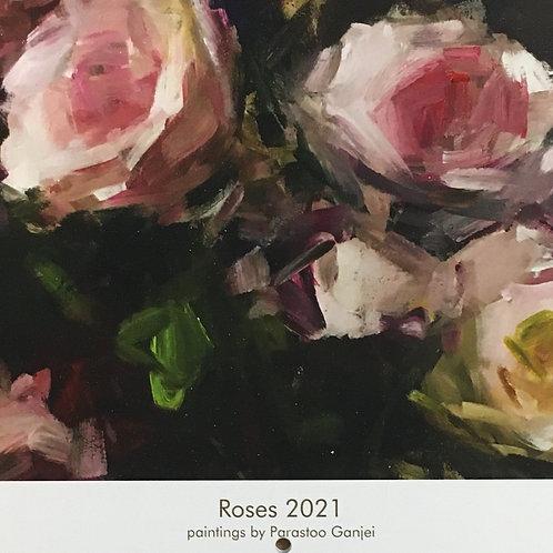 Mini Wall Calendar 2021