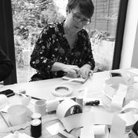 Bookbinding workshop