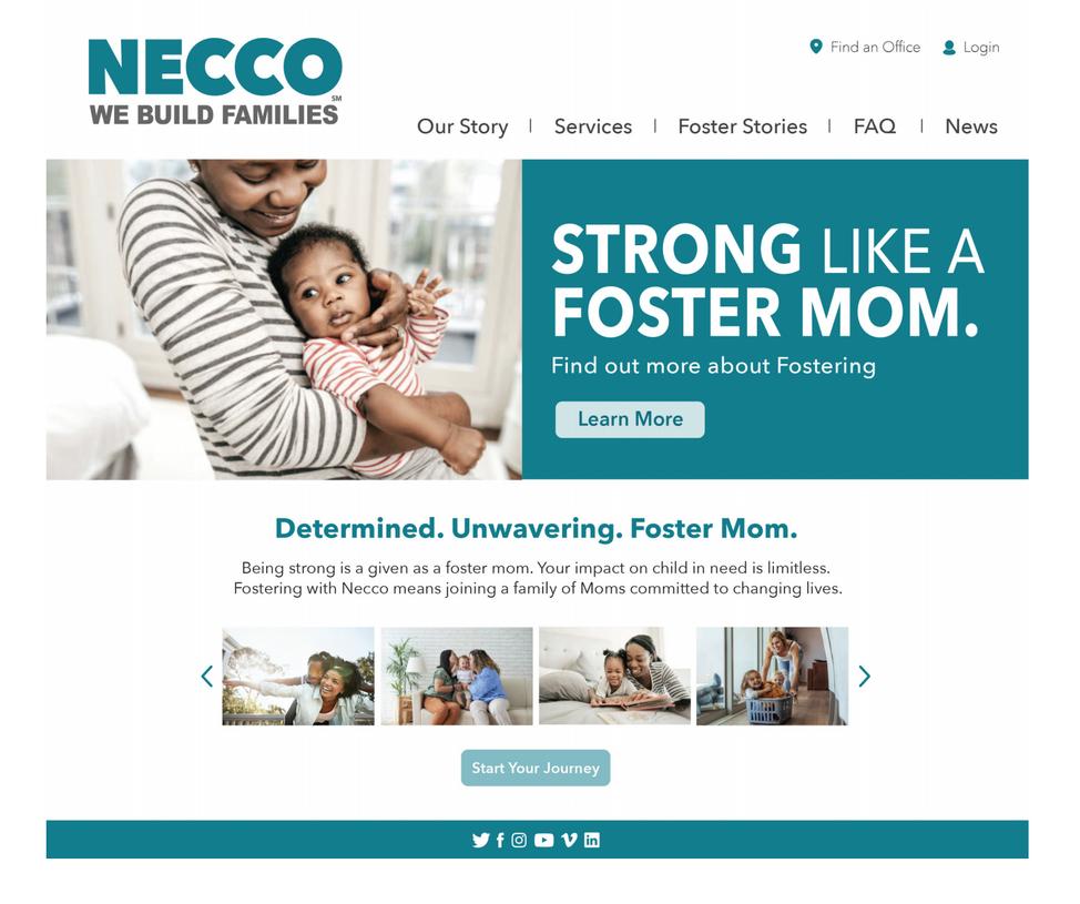 Digital Campaign Landing Page