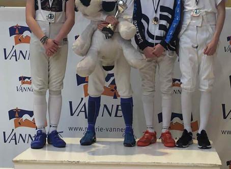 Championnats de Bretagne à Vannes