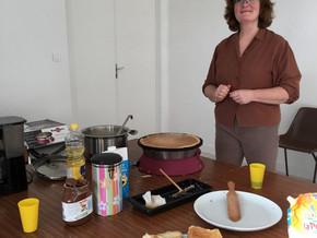 Crêpes party !!!