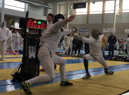Les championnats de Bretagne par équipes à Saint Méen !!!