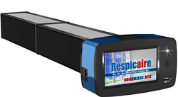Respicaire OdorMiser DTX with touch screen