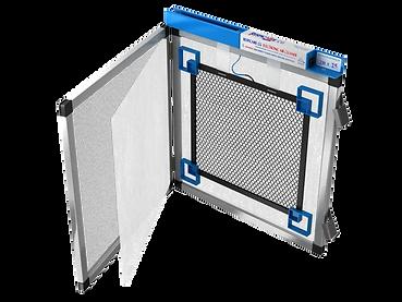 Respicaire MicroClean 95 bi-polar air cl