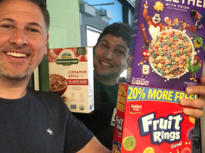 Episode 182: Eating Cereal with Pride