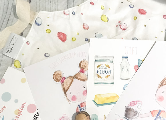 Subscription Gift Sets