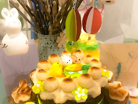 Mummy's Easter Simnel Cake
