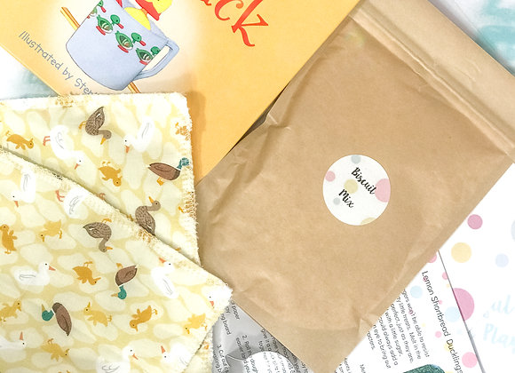 Duckling Box. Handmade.Hippo x Bakeful Play