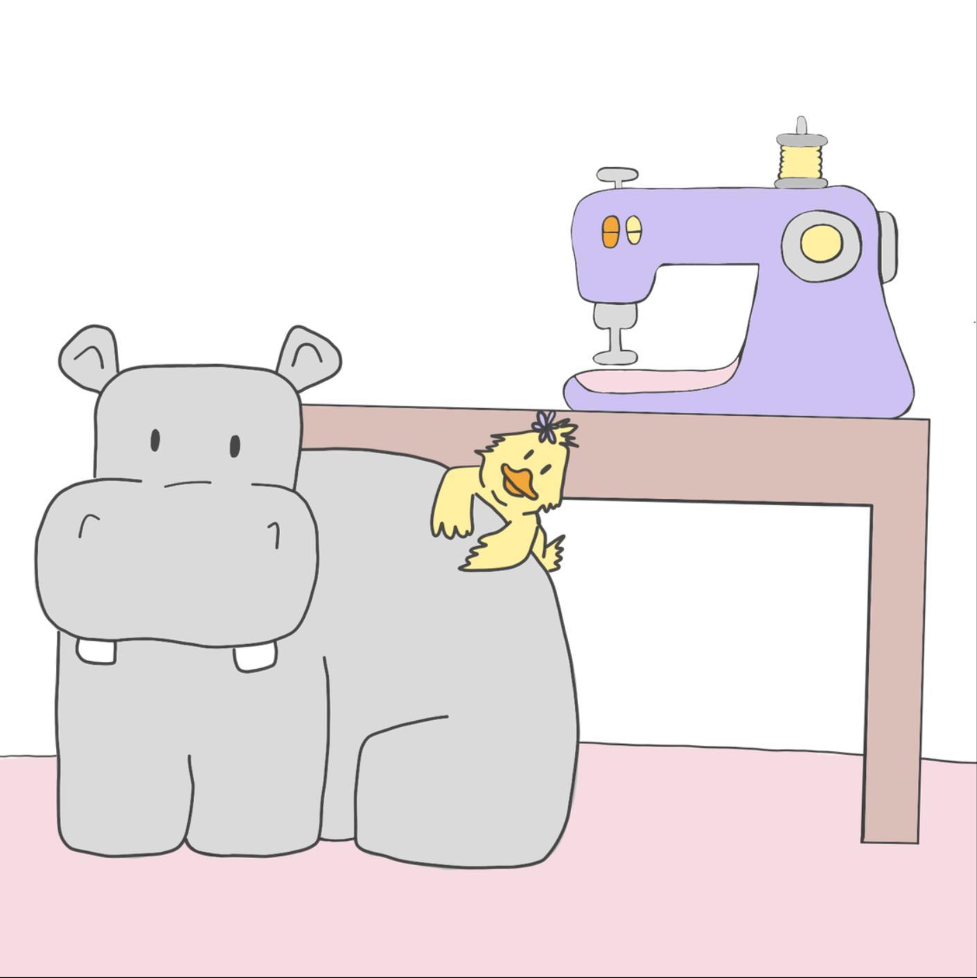 Handmade Hippo x BP