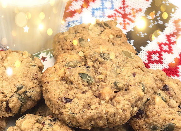 Cookies for Father Christmas