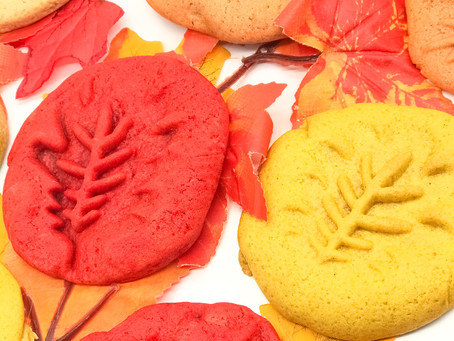 Autumnal Syrup Biscuits