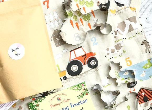 Handmade Hippo's Little Farmer's Box