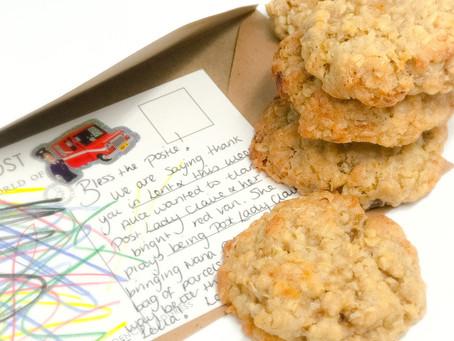 Scruffy Cookies