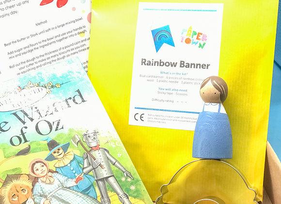 Over the Rainbow Box