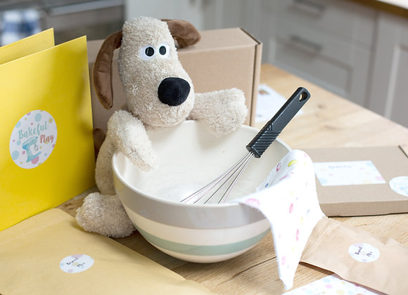 Wallace & Gromit Charity Surprise Subscription