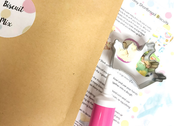 Princess Post Box Baking Kit