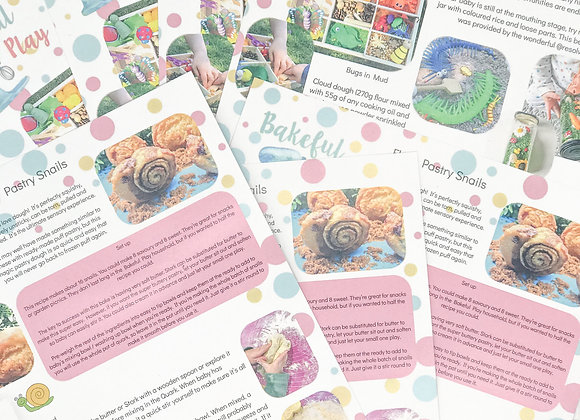 Bakeful Baby Subscription - 6 Months