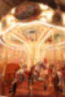 Host your next birthday party celebration at the New England Carousel Museum