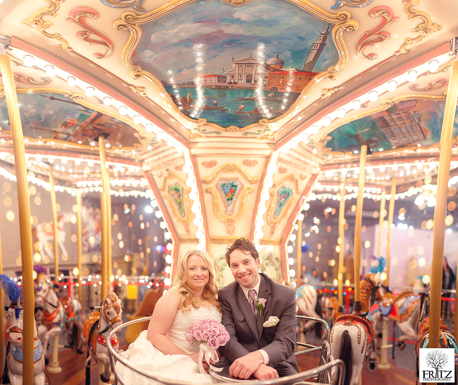 Photos on the Carousel